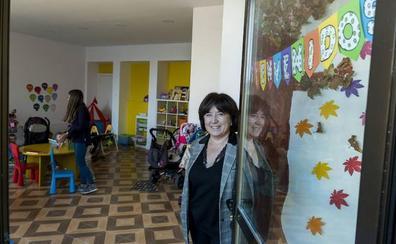 La Parrilla incorpora a Crecemos un centro infantil con siete niños para fijar población