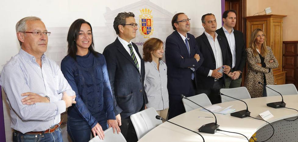 Sergio Lozano asumirá Hacienda; Paloma Rivero, Organización y Juan Antonio Marcos, Personal