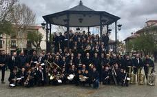 La banda de música de El Espinar enmudece en su pulso con el Ayuntamiento