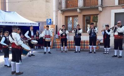 La cultura irlandesa protagoniza la Feria Intercultural de Carbonero el Mayor