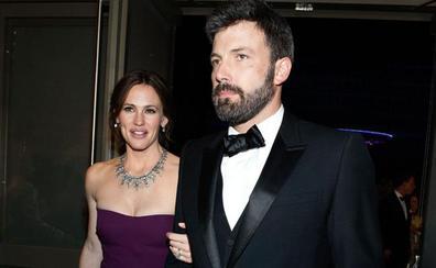 Jennifer Garner y Ben Affleck, divorciados