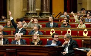 El independentismo se resquebraja y pierde la mayoría absoluta del Parlament