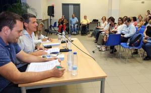 Los presupuestos participativos reciben un centenar de propuestas