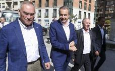 Rodríguez Zapatero, en Valladolid: «Los independentistas no pueden mantener el viaje a ninguna parte»