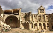 La solidaridad ciudadana salva de la ruina al monasterio burgalés de Rioseco