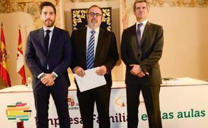 Empresarios de la región acercarán a alumnos de Primaria y de la ESO los valores de la empresa familiar