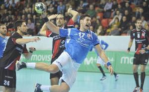 El pivote Abel Serdio, convocado por la selección absoluta