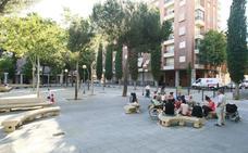 El proyecto de remodelación de la plaza de Barcelona admitirá sugerencias ciudadanas
