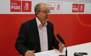 El PSOE asegura que la nueva imagen de la Diputación de Ávila es «innecesaria y costosa»
