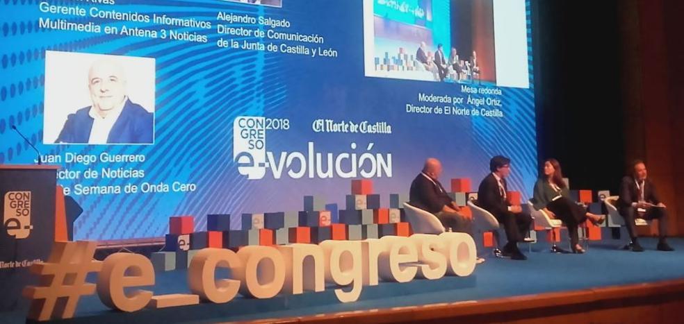 El fenómeno del bulo, a debate en el Congreso E-volución