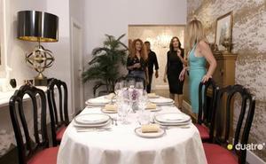 Olvido Hormigos muestra su casoplón en 'Ven a cenar conmigo'