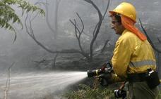 El Ayuntamiento de Ávila y la Diputación negocian un nuevo convenio de extinción de incendios