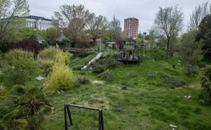 El Ayuntamiento de Valladolid aprueba la licitación del nuevo parque de Juan de Austria por 790.000 euros