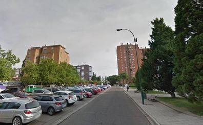 Detenida por triplicar la tasa de alcohol y colisionar contra dos vehículos en Valladolid