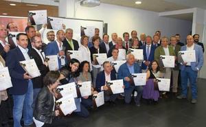 Cinco productores de Segovia reciben sus premios de Artesanos del Año