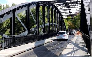 El Puente Colgante de Valladolid, ¿a favor de su peatonalización?