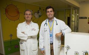 La nueva unidad de cuidados paliativos para niños reduce a la mitad los ingresos en Valladolid