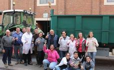 Cuatro Rayas cierra la campaña con 19 millones de kilos de uva después de un mes de vedimia