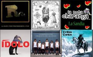 Las canciones que distinguen a Valladolid en el décimo aniversario de Spotify