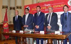 Todo preparado para una nueva fiesta del rugby en Valladolid