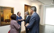 Alejandro Mesonero expone en La Salina sus 'Pinturas leídas'