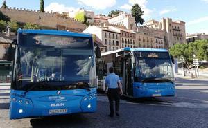 Avanza seguirá al frente del servicio de autobuses urbanos en Segovia