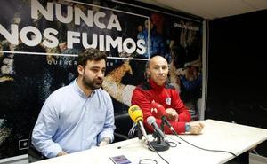 Calderón:«Es tiempo de mirar para adelante, el Salamanca CF UDS va a superar este reto»