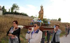 Fiesta de la Virgen del Río Franco en Cobos de Cerrato