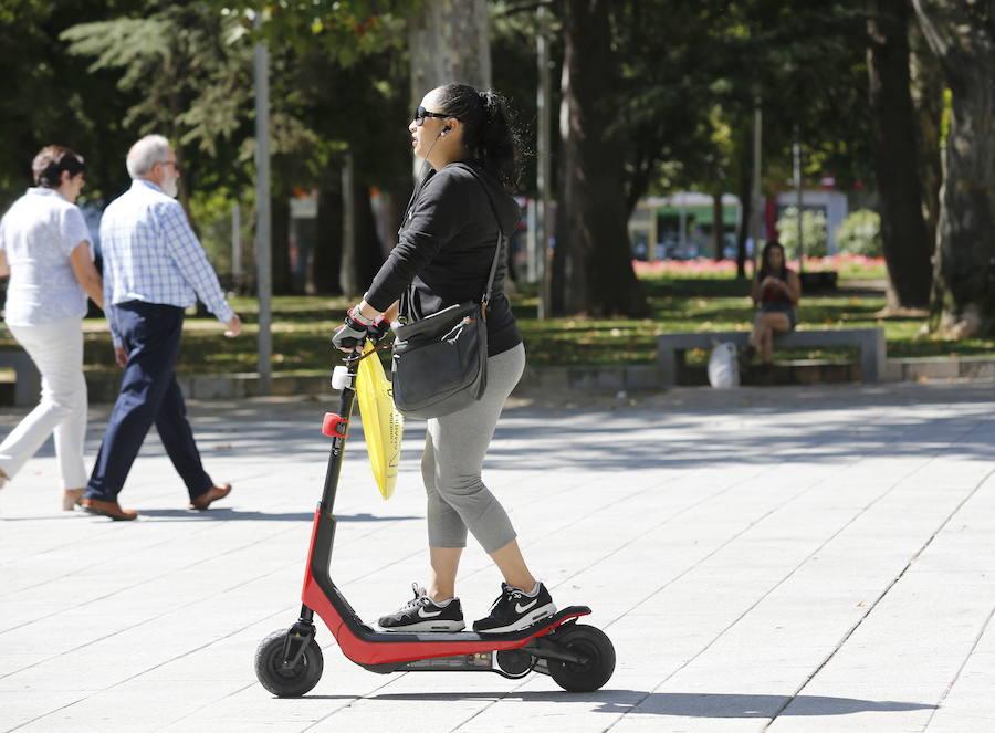 El Ayuntamiento de Segovia restringirá la circulación de patinetes eléctricos