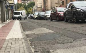 El plan de asfaltado de Medina del Campo arranca con el arreglo de cinco calles