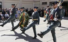 La Comandancia de Palencia refuerza la presencia de la mujer con el 8% de los 622 guardias