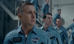 Ryan Gosling salta de las estrellas de 'La, La, Land' a la Luna