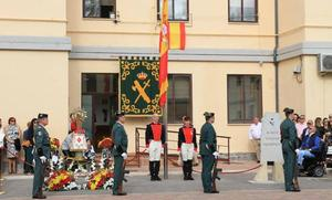 Solo el 7% de los guardias civiles de Segovia son mujeres