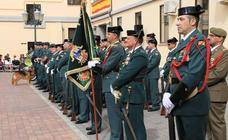 La Guardia Civil celebra la Virgen del Pilar