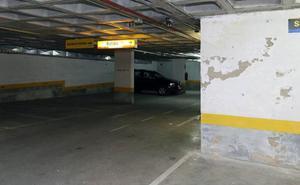Las humedades del 'parking' de José Zorrilla obligan a construir un muro de contención