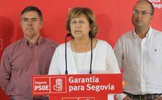 La alcaldesa de Ayllón considera una traición el apoyo de Carlos Merino a la moción de censura
