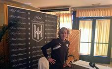 Aguirre destaca las ganas de Unionistas por encadenar dos victorias ante un Valladolid B «muy complicado»