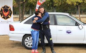Perico, el niño segoviano que inspiró la creación de una asociación que salva vidas