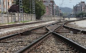 Obras en la línea ferroviaria Palencia-Santander interrumpirán la circulación este puente del Pilar