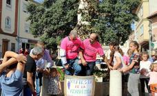 Fiesta de la venidimia en Castrillo de Don Juan