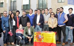 Los diputados del PP defienden la libertad de poder sentirse españoles