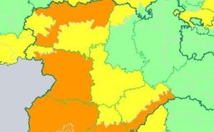 El ciclón tropical Leslie pone en alerta por lluvia y viento a Castilla y León este domingo