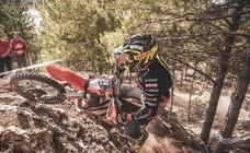 Segunda jornada de Hixpania Hard Enduro en el pantano de Aguilar (1/2)