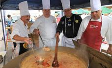 Feria del Garbanzo en Valseca