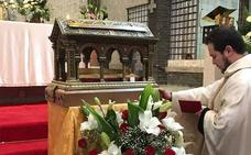 Las Salesas recibirán las reliquias de la monja Santa Margarita de Alacoque