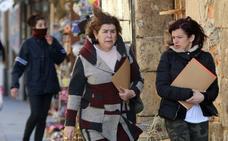 Alertan del riesgo de rachas de viento de 100 kilómetros por hora en Segovia