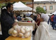 Feria de la cebolla en Palenzuela