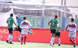 El Sanse frena al CD Guijuelo y le saca del play-off de ascenso (2-0)