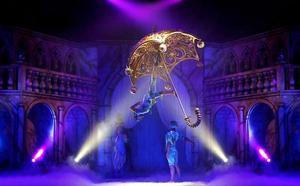 El espectáculo circense 'Galtuk' llega estas navidades a Salamanca