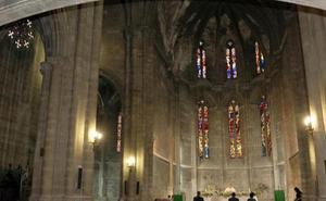 La Antigua afronta la primera limpieza del interior desde su reapertura al culto en 1952